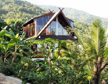 ferienhaus santi thani baan suuan ferienhaus thailand. Black Bedroom Furniture Sets. Home Design Ideas