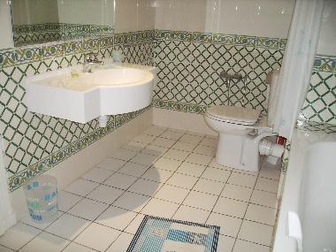 Badezimmer Abzug