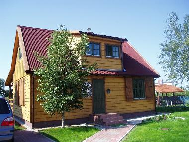 Ferienhaus grzybowo kolobrzeg beach summer house for Build your own beach house