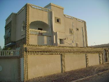 Ferienwohnung tozeur lafahache ferienwohnung tunesien for Decoration exterieur villa en tunisie