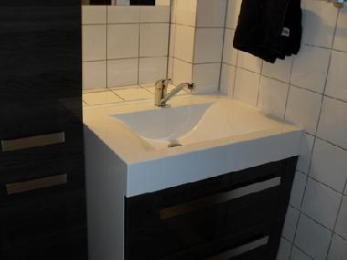 Badezimmer Appartment RV