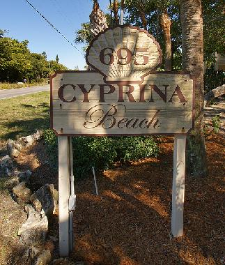 Cyprina Beach @ 695 East Gulf Drive, Sanibel Island
