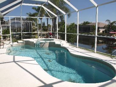 ferienhaus cape coral villa great emotions ferienhaus usa ferienhaus florida. Black Bedroom Furniture Sets. Home Design Ideas