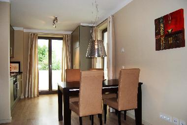 ferienwohnung wenningstedt luxus appartement. Black Bedroom Furniture Sets. Home Design Ideas