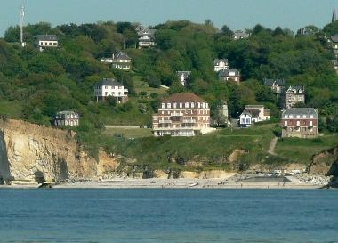 bilder ferienwohnung en port frankreich location studio vacances etretat fec
