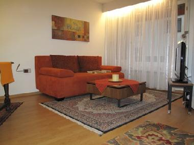 Unser neues Appartement 107