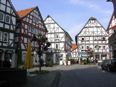 bilder ferienhaus oberaula olberode deutschland ferienhaus am g nserasen. Black Bedroom Furniture Sets. Home Design Ideas