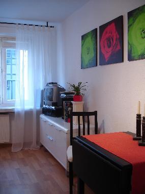 Ferienwohnung leipzig littlehome net apartment in for Pension leipzig zentrum
