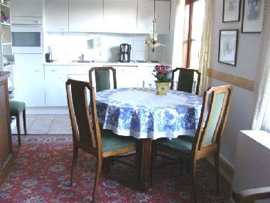ferienhaus de haan fischerhaus 39 h 39 in de haan am meer. Black Bedroom Furniture Sets. Home Design Ideas