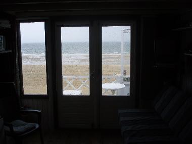 Ferienwohnung Vlissingen Strandhaus Direkt Am Meer Und Strand