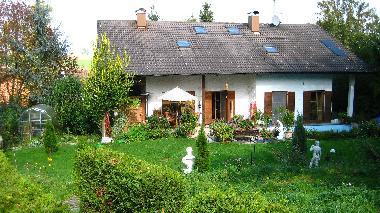 Ferienwohnung Unterdietfurt Casa Bavarese Ferienwohnung