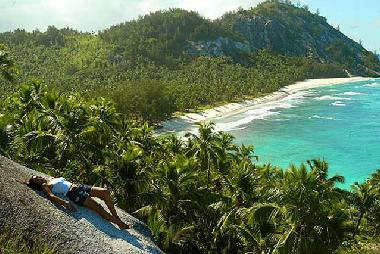 Bilder villa anse intendance seychellen villa anse intendance for Villa de jardin mahe seychelles