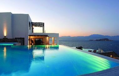 bilder villa fragkolimano griechenland villas soligia. Black Bedroom Furniture Sets. Home Design Ideas