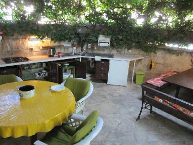 ferienhaus vodice billig privat unterkunft in kroatien ferienhaus kroatien ferienhaus sibensko. Black Bedroom Furniture Sets. Home Design Ideas