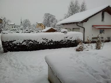 Winter im Srejach