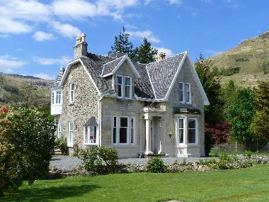 Ferienhaus in Carrick Castle (Highlands and Islands) oder Ferienwohnung oder Ferienhaus